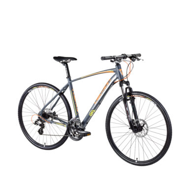 Crossové kolo Devron Urbio K2.8 - model 2016 Cool Gray - 20