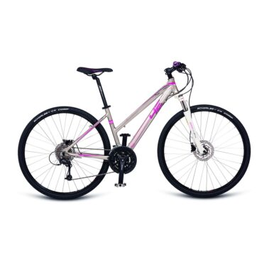 Dámské crossové kolo 4EVER Pulse Disc 28'' - model 2017 18