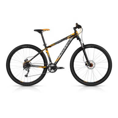 "Horské kolo KELLYS TNT 30 29"" - model 2017 Dark Orange - 530 mm (21"") - Záruka 10 let"