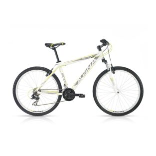"Horské kolo ALPINA ECO M10 white-lime 26"" - model 2016 445 mm (17"