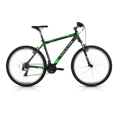 "Horské kolo KELLYS VIPER 10 26"" - model 2017 Black Lime - 445 mm (17"
